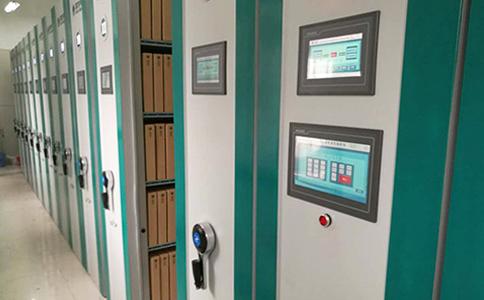 采用射频识别识别技术的行业机要档案管理系统