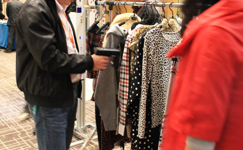 RFID应用于服装门店服装盘点